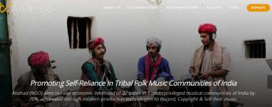 26yearold works to preserve and promote Indias folk music