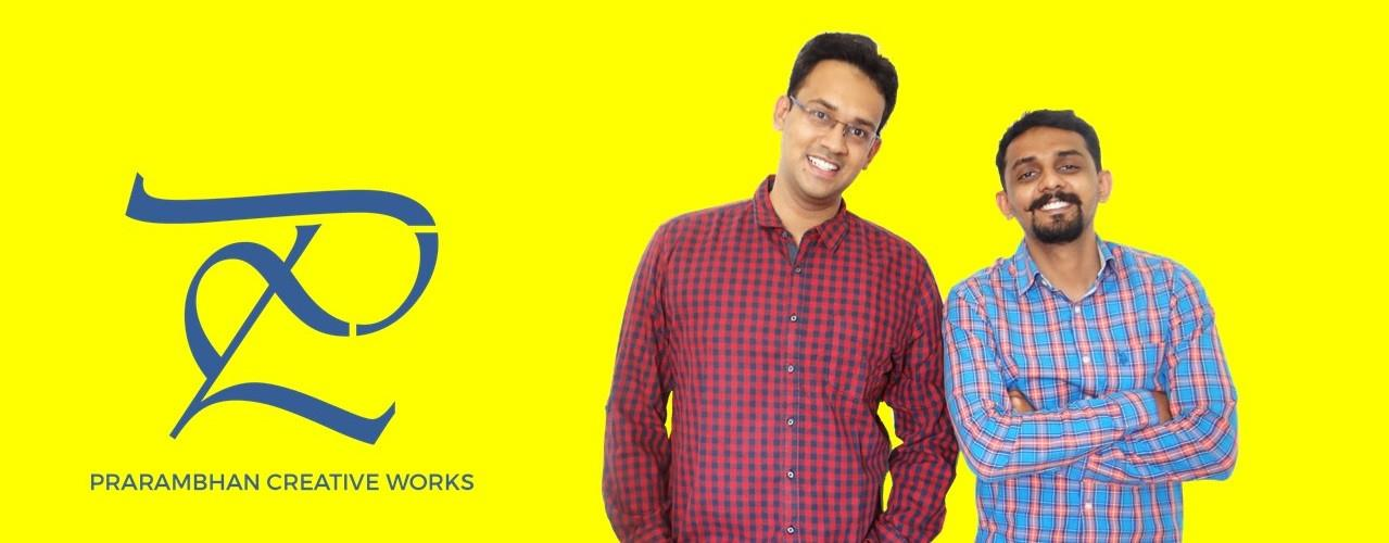 Prarambhan Creative Works - Creating Iconic Global Brands